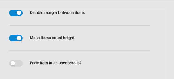 equal-height